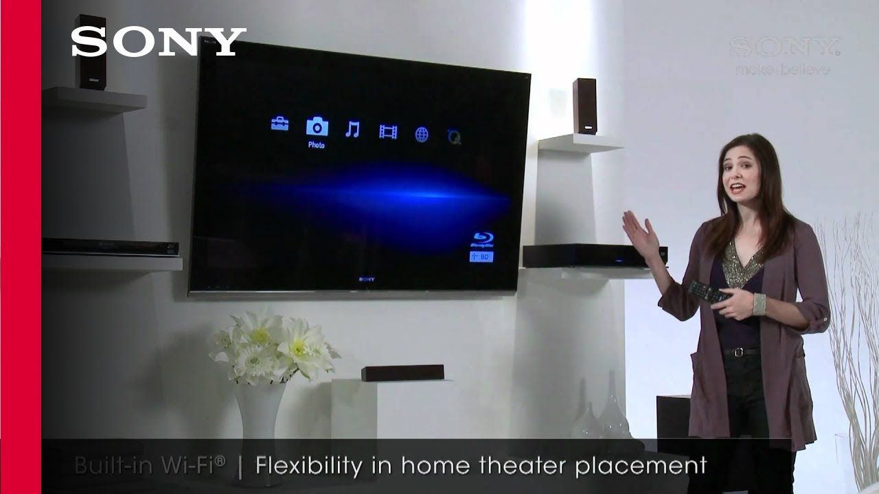 Sonos Thuisbioscoop How To Set Up A Wireless Hd Home Theater System