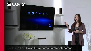 How Set Wireless Hd Home Theater System