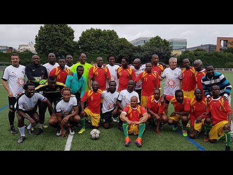 (VIDEO)  Match de gala entre les anciens du Syli national et le Black Star,  organisé par ASROGUE