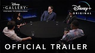 Disney Gallery: The Mandalorian   Official Trailer   Disney