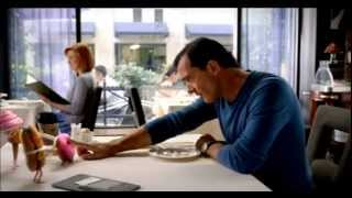 Orbit: Dej kopačky zbytkům jídla (Break Up) - Antonio Banderas(Televizní reklama., 2013-04-09T08:06:04.000Z)