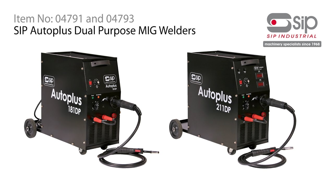 Sip Mig Welder Wire Feed Problems Wiring Diagram Posts Migmate Problem Industrial Products Autoplus Dual Purpose Range Lincoln Parts