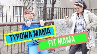 TYPOWA MAMA VS FIT MAMA | ATAK GOŁĘBI! #8