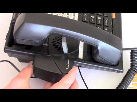 How To Set Up Plantronics Hl10 Lifter Or Ehs Cable For Remote Answering On A Wireless Headset Youtube