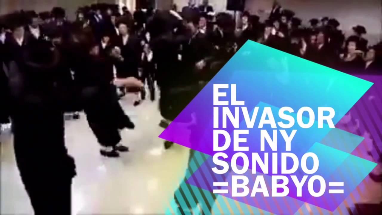 JUDIOS BAILANDO ROCK MEXICANO - Al estilo de sonido BABYO el Invasor de New  York. 06ea58a2dfc