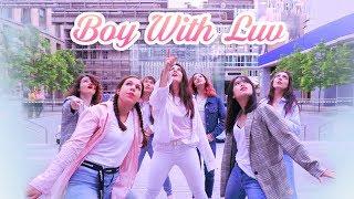 [KPOP IN PUBLIC IN ITALY] M2B - BTS (방탄소년단)  _ 작은 것들을 위한 시 (Boy With Luv) feat. Halsey Dance Cover