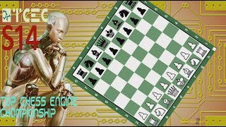 TCEC S14. The Top Chess Engine Championship of Season 14 Has Now Begun!