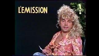 Les Nuls, lémission n°6 du 17/11/1990 avec Gérard Jugnot et Jean-Louis Aubert