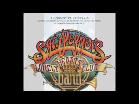 Bee Gees & Peter Frampton - Sgt Pepper