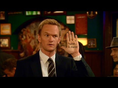 Top 10 Best Barney Stinson Moments (HIMYM)