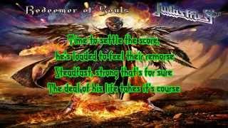 Judas Priest - Redeemer of Souls lyrics [HDvideo HQ audio]