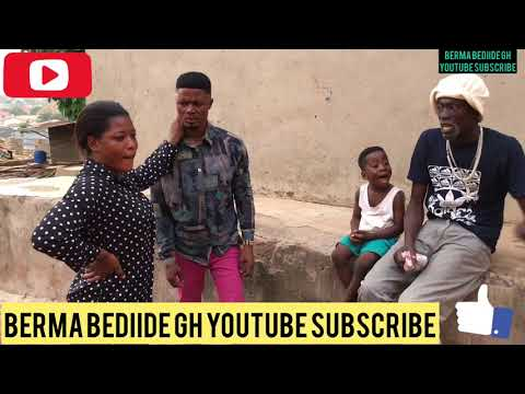Berma Bediide Latest Comedy 2019-Savage Family laugh Out Loud..1+1=2 0ld Man With Swag