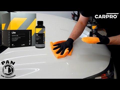 NEW CarPro CQuartz LITE - EASY TO APPLY CERAMIC COATING !!!