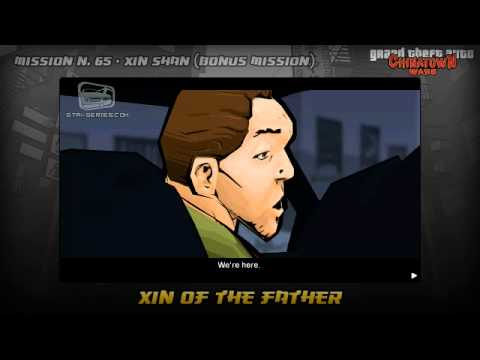 GTA Chinatown Wars - Walkthrough - Mission #65 - Xin of the Father (Bonus Mission)