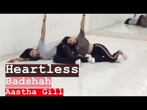 Heartless - Badshah Ft. Aastha Gill || Dance Cover ||