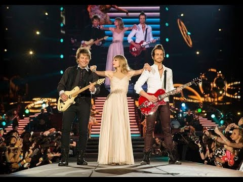 Taylor Swift - The RED Tour DVD Part.4