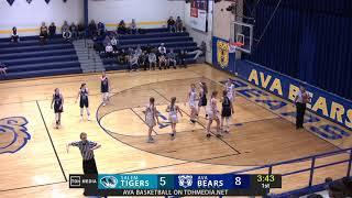 Girls Basketball | Ava vs Cabool | 2-22-21