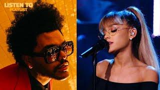[1HOUR LOOP] The Weeknd & Ariana Grande - Save your tears | 1시간 재생 | 가사+해석