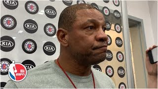 Doc Rivers believes Clippers still have some team building to do before season starts | NBA on ESPN