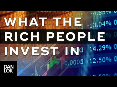 What Rich People Invest In That The Middle Class Don't - Dan Lok