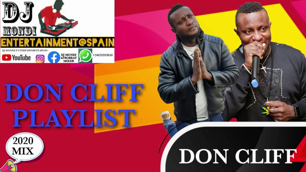 Download Don Cliff hit songs (playlist)