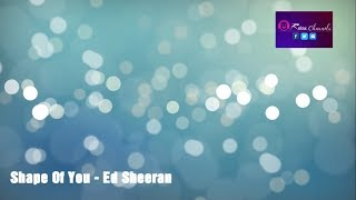 Video [Karaoke] Ed Sheeran - Shape of you - Cover by J.Fla ( Lyrics & Beat ) download MP3, 3GP, MP4, WEBM, AVI, FLV Mei 2018