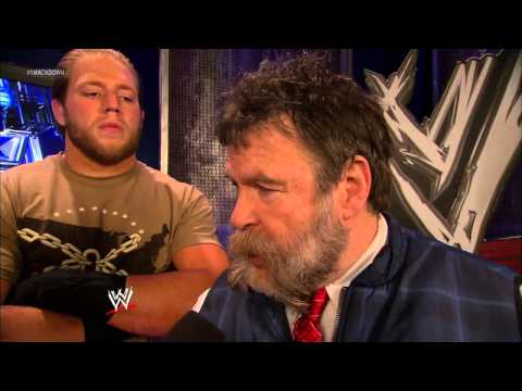 Zeb Colter and Jack Swagger explain to Renee Young their big plans: SmackDown, May 10, 2013