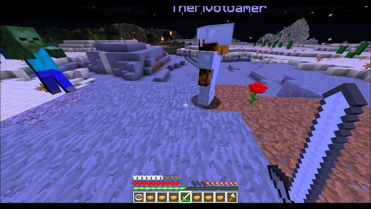 minecraft hunger games on scratch