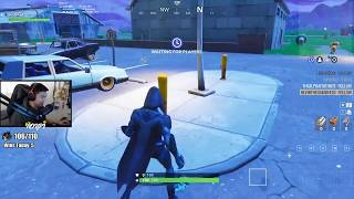 Omen - New Skin Gameplay (Fortnite Battle Royale)