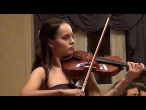 MCNY Presents Kinga Augustyn, Violin, Konstantza Chernov, Piano-Beethoven's Spring Sonata-Allegro