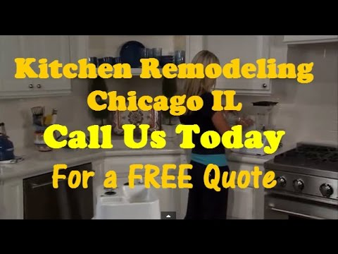 Kitchen Remodeling Chicago IL - (773) 696-5266 - YouTube
