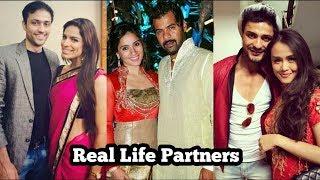 Real Life Partners Of Kumkum Bhagya 2017