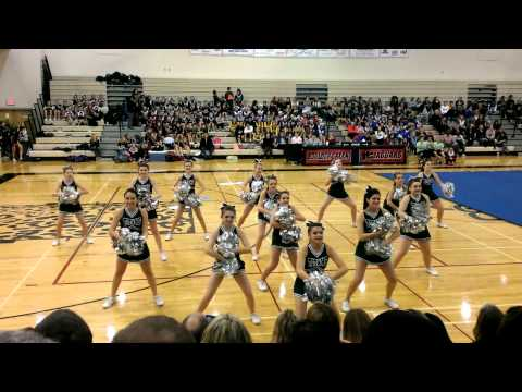 terramar elementary school cheer competition 2015