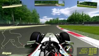 rFactor - F1 Total Circuit - F1 CTDP 2006 - McLaren