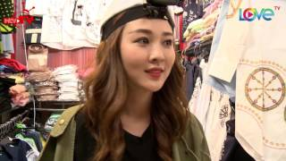 Ribi Sachi - Huỳnh Mến đối đầu trong gameshow Biệt Đội X6.