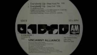 Uncanny Alliance - Everybody Up (Deep Vocal Mix)