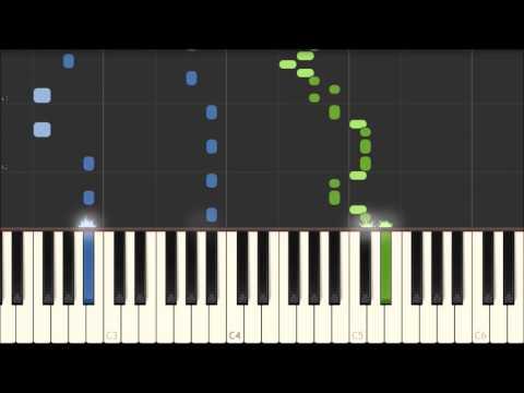 Finnish Polka [Piano Tutorial] (Synthesia)