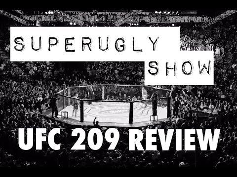 UFC 209 REVIEW