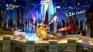 PS4 Odin Sphere - Corenlius Expert (new game, no death, speed run)