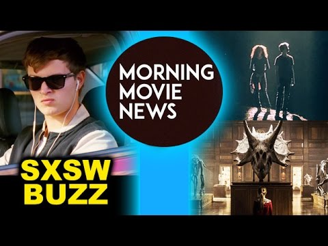SXSW Baby Driver Reviews, First Look at Jurassic World 2, A Wrinkle in Time