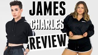 Brutally Honest Review of James Charles Clothing Line- Sisters Apparel thumbnail