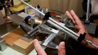 Заточные устройства Казак - использование конструктивных особенностей