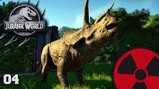 Jurassic World Evolution - #04: Zeit für den Triceratops! ☢ [Lets P...