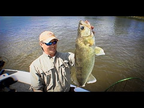 Draggin Jigs for Mid-Summer Walleyes – In-Depth Outdoors TV Season 3, Episode 8