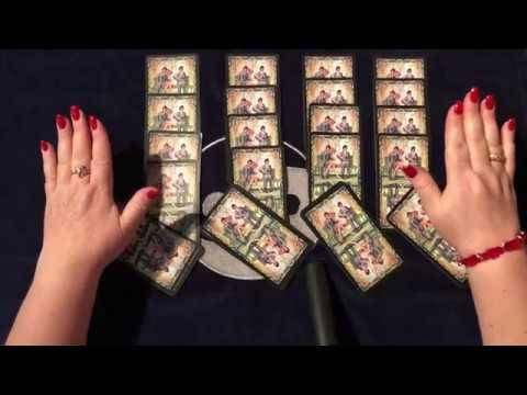 Видео гадание таро гадание на любимую девушку 36 карт