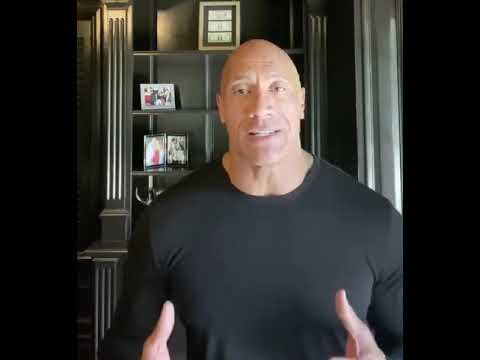 The Rock huge message to America and calls out Trump - Where Are You