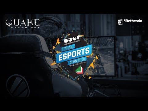 Italian Esports Open - Quake Champions - Finals