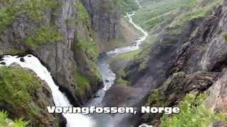 Vøringfossen Norge