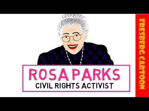 Video image: Watch this educational video for children with a Rosa Parks biography