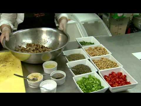 Neomonde Mediterranean Chicken Salad Recipe